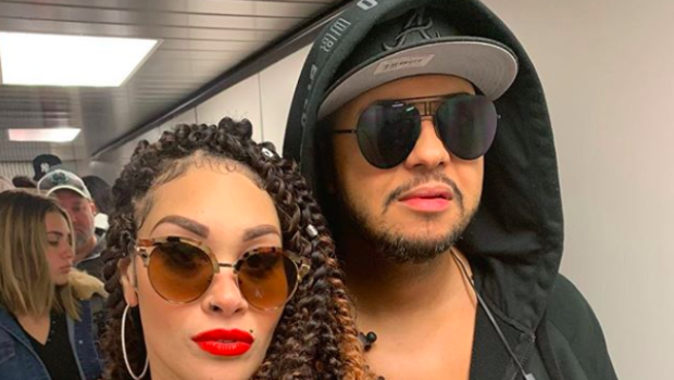 KeKe Wyatt Reportedly Pregnant With Her 8th Child, 1st With New Husband Zachariah Darring