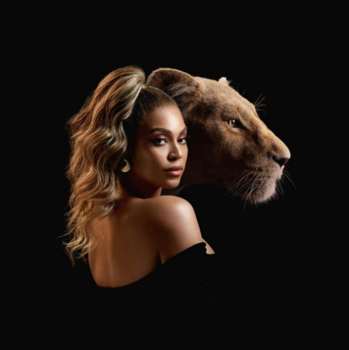 "Beyoncé Produces & Performs On Multi-Artist Album ""The Lion King"", Releases Single ""Spirit"" [New Music]"