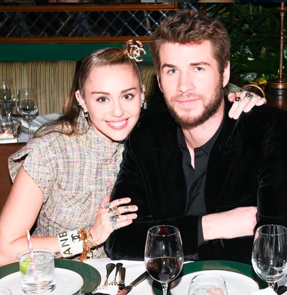 Liam Hemsworth Addresses Split With Miley Cyrus Split
