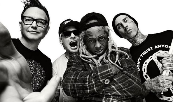 Lil Wayne Reassures Fans He's Not Quitting Blink 182 Tour After He Walked Off During A Show