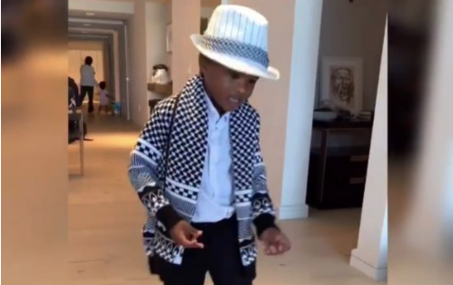 Ciara Shares Cutest Video Of Baby Future Dancing After Loosing 1st Tooth [VIDEO]