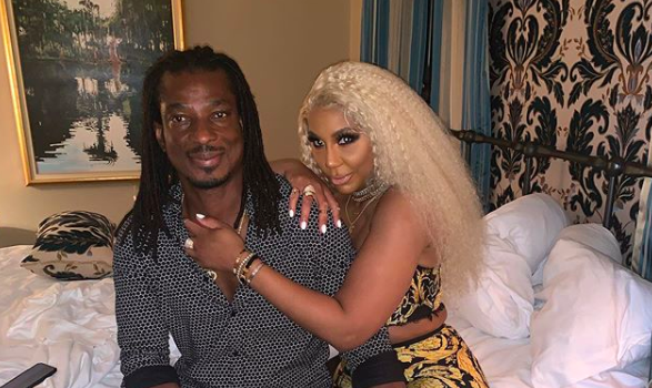 EXCLUSIVE 'Get Ya Life' CLIP: Tamar Braxton Explains Boyfriend David's Apprehension About Goli & His Witchcraft Accusations