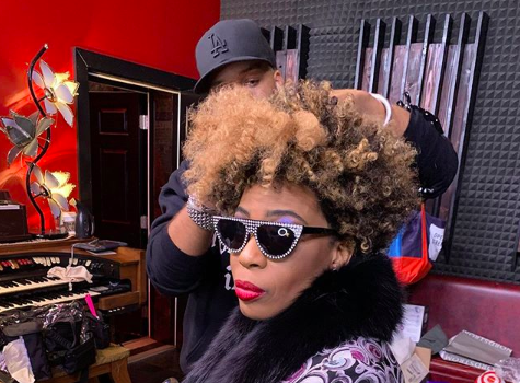 Macy Gray Says She's A Vampire: 'I Run Out, I Go & Bite People'