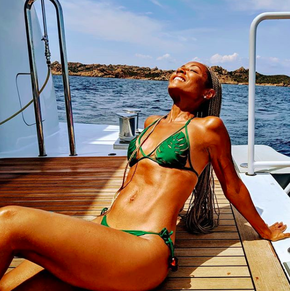 Jada Pinkett-Smith Shares New Sexy Bikini Photo: I'll Take That Joyful Hot Girl Summer!