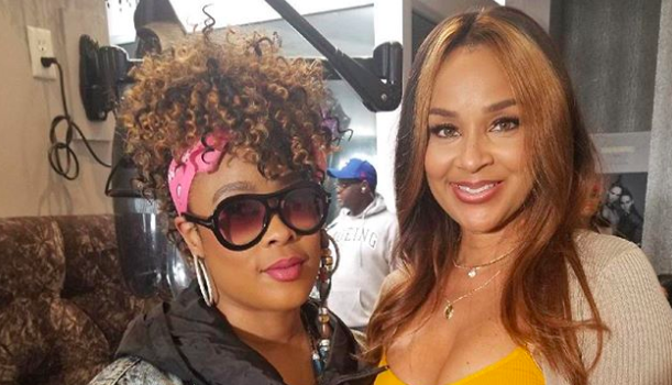 Da Brat & Sister LisaRaye Have Explosive Argument [VIDEO]