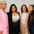 Senator Kamala Harris Spotted W/ Katy Perry, Demi Lovato & Ariana Grande [Photos]