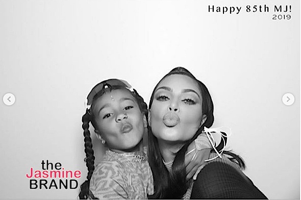 Kim Kardashian's 6-Year-Old Daughter North West Wears Fake Nose Ring