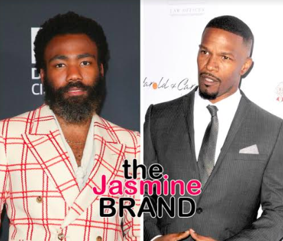 Fans Compare Jamie Foxx & Donald Glover, Who Does It Better?