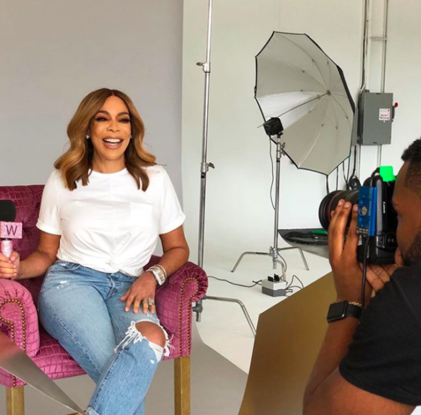 Wendy Williams Biopic Will Discuss Her Cocaine Habit, Being