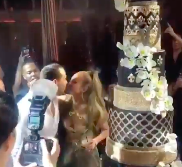 J. Lo's 50th B-Day Party Was Everything: Performances, Fireworks & A New Porsche!