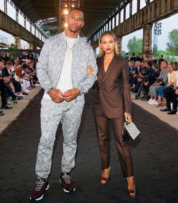 Karrueche Tran Says Shes Never Been In Love Like This