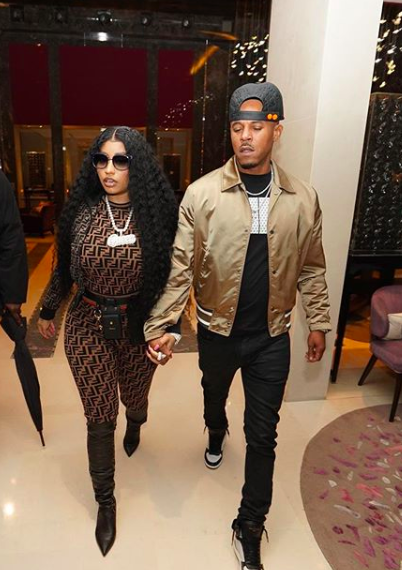 NickI Minaj & Boyfriend Get Marriage License In L.A.