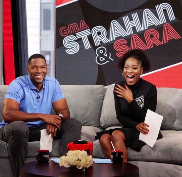 "KeKe Palmer To Become Permanent Host On ""Strahan & Sara"", ABC Hoping To Attract Younger Audience"