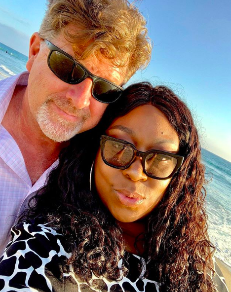 Loni Love's Message To Critics Of Her Relationship: I Know I'm Black, Get Over It