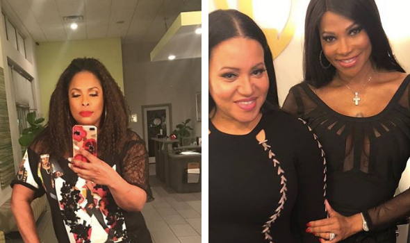 Spinderella Sues Salt-N-Pepa: They Owe Me Millions!