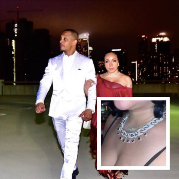 T.I. Gifts Tiny W/ New Jewelry For Her Birthday 'All Bulls**** Aside… It's A Pleasure To Show Out & Pipe UP For The Queen' [VIDEO]