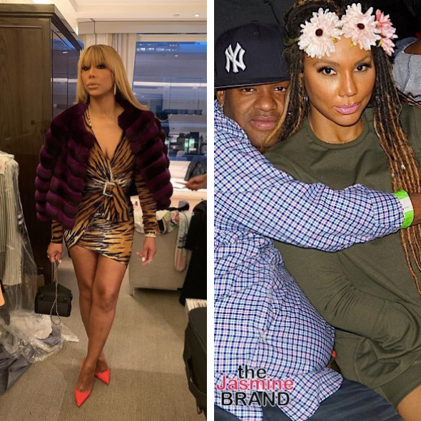 Tamar Braxton & Vincent Herbert Are Officially Divorced