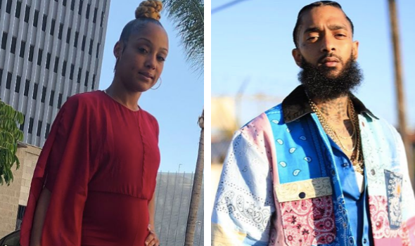 Mother Of Nipsey Hussle's Daughter Denies Launching GoFundMe Account To Raise $500K