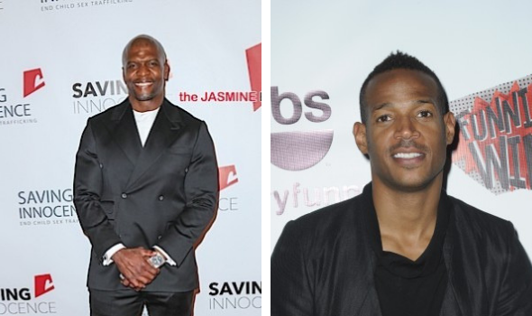 Terry Crews Says 'White Chicks 2' Is Happening, But Marlon Wayans Says 'Um… NO! We Still Don't Have A Deal In Place'
