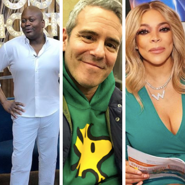Tituss Burgess Stands By His Criticism Of Andy Cohen, Tells Wendy Williams: I Will Not Tolerate The Dismantling Of Anyone's Legacy, Especially Not My Own