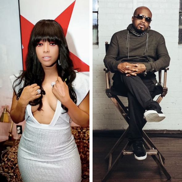 Trina Calls Out Jermaine Dupri For His Controversial Comments About Female Rappers: Everybody Don't Wanna Be Jay Z! [VIDEO]