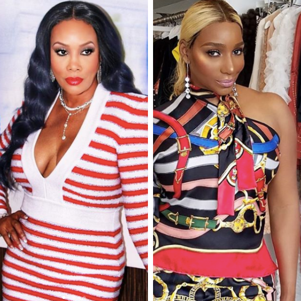 Vivica Fox Says NeNe Leakes Is The 'Real Housewives' Star Who 'Makes Mistakes & Is Constantly Wrong'