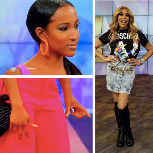 Woman Allegedly Throws Up Gang Signs While Modeling On 'Wendy Williams Show' [VIDEO]