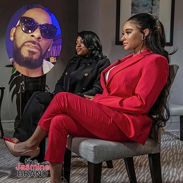 R. Kelly's Ex, Azriel Clary, Sends Birthday Wishes To Joycelyn Savage, Blames R. Kelly For Their Explosive Fight: He Made You Turn On Me!