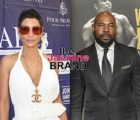 EXCLUSIVE: Nicole Murphy & Director Antoine Fuqua Are Family Friends That Shared A Friendly Kiss, Says Source Close To Nicole