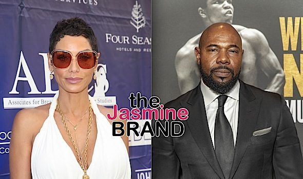 Nicole Murphy Apologizes For Kissing Antoine Fuqua, She Was Unaware He Was Still Married: I Do NOT Condone Women Interacting Inappropriately W/ A Married Man