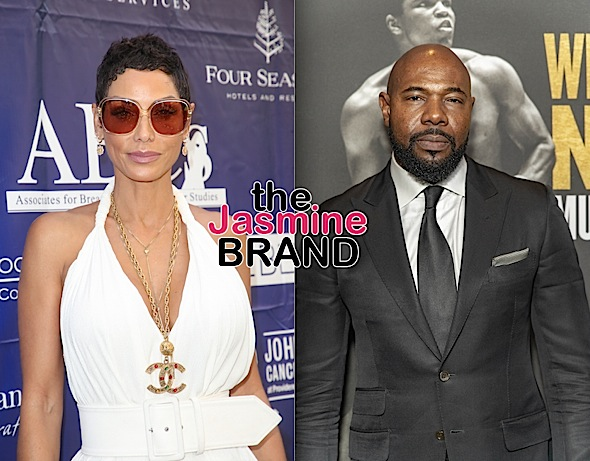Nicole Murphy Returns To Social Media After Scandal Over Kissing Married Director Antoine Fuqua