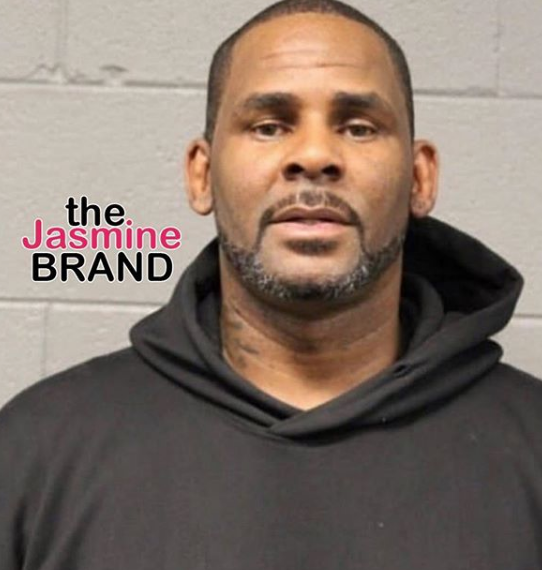 Jailed R. Kelly Claims He's Not A Flight Risk Because He Owes The IRS $2 Million