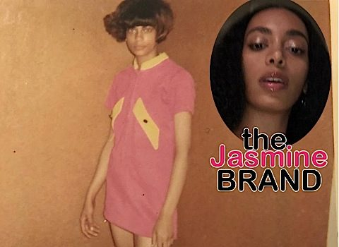 Tina Lawson As A Teen, Is Almost Identical To Daughter Solange! [Photo]
