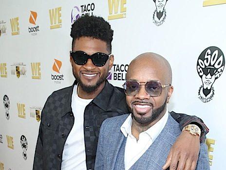 "Jermaine Dupri Hosts ""Power, Influence & Hip Hop: The Remarkable Rise of So So Def"" Screening: Usher, Larenz Tate, Da Brat, Bow Wow, Datari Turner Attend"