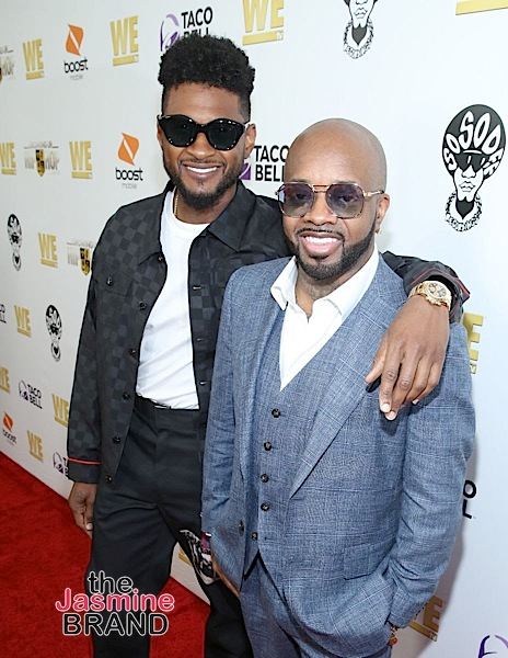"Jermaine Dupri Hosts ""Power, Influence & Hip Hop: The Remarkable Rise of So So Def"" Screening: Usher, Larenz Tate, Da Brat, Bow Wow, Datari Turner Attend"
