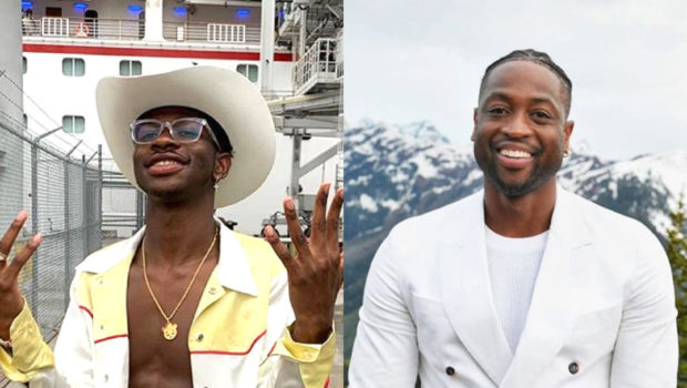 Lil Nas X Received Homophobic Responses After Coming Out, Dwyane Wade Offers Encouragement