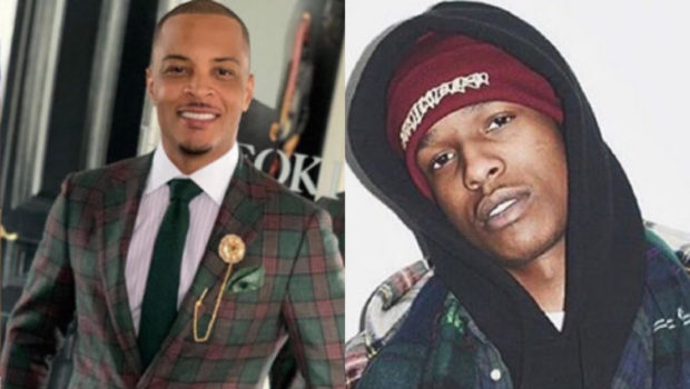 T.I., Tyler the Creator & Schoolboy Q Are Boycotting Sweden Over A$AP Rocky Arrest