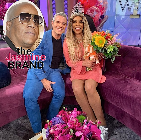 Andy Cohen Calls Out Wendy Williams' Ex During His Appearance: Your Husband Wasn't My Biggest Fan [VIDEO]