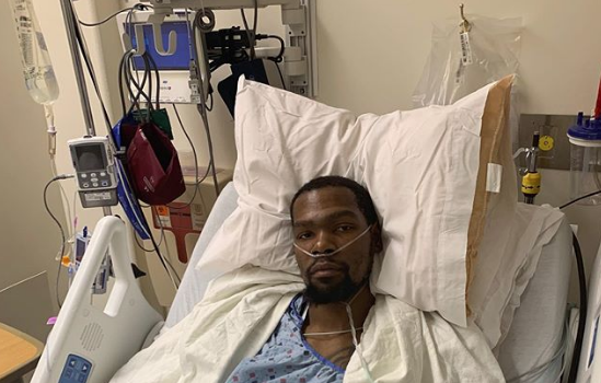 Kevin Durant Doesn't Blame His Injury On Golden State: Nobody Was Responsible!