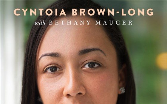 "Cyntoia Brown Debuts Book Cover, Says She's ""Loving Every Single Thing"" About Being Out Of Prison"