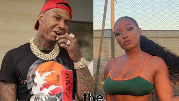 Rapper MoneyBagg Yo Teases New Music With Girlfriend Megan Thee Stallion