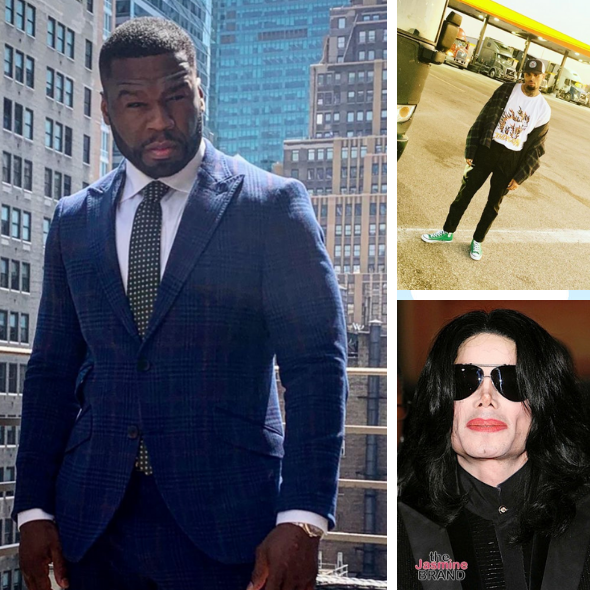 50 Cent Says Chris Brown Is Better Than Michael Jackson, Jokes: I Can't Believe He Wanted To Touch Boys' Booty!