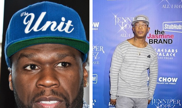 Ja Rule Calls 50 Cent A 'Pathological Liar': He NEVER Bought 200 Tickets To My Show!