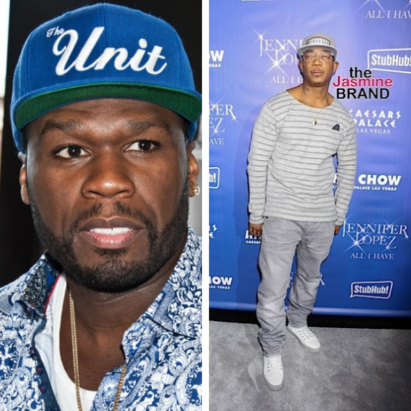 50 Cent Reacts To 'Stupid' Ja Rule's Challenge To IG Live Battle, Ja Rule Responds: I Don't Back Down