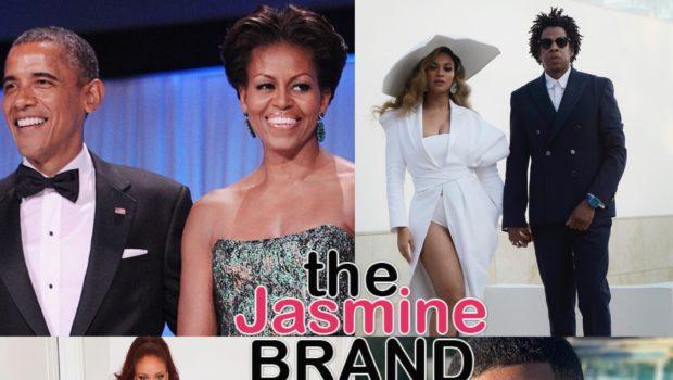 Beyonce, Jay-z, Rihanna, & Drake Top The Obama's 2019 Summer Playlist