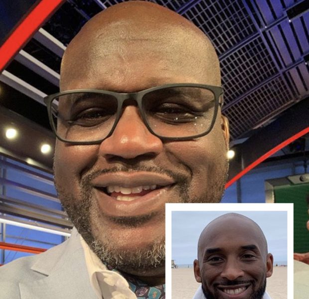 "Kobe Bryant Insists There's ""No Beef"" W/ Shaq: We Too Old To Beef"