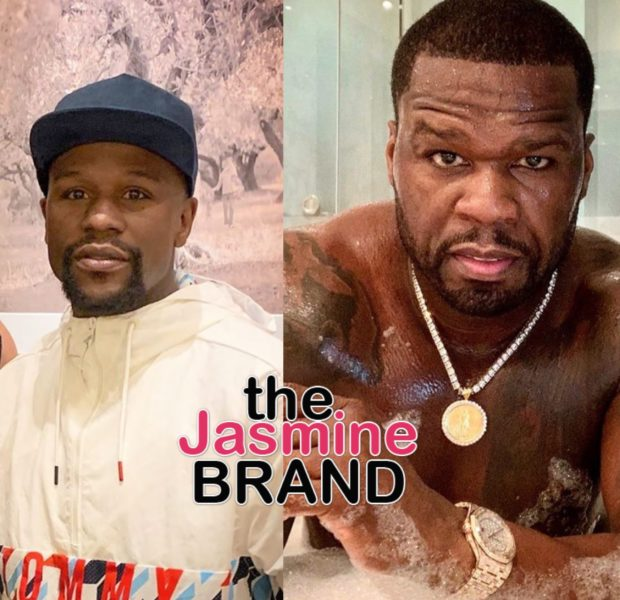 Floyd Mayweather Trashes Ex Friend 50 Cent – Details How He Lost His Rap Career, Compares His Liquor To Rubbing Alcohol