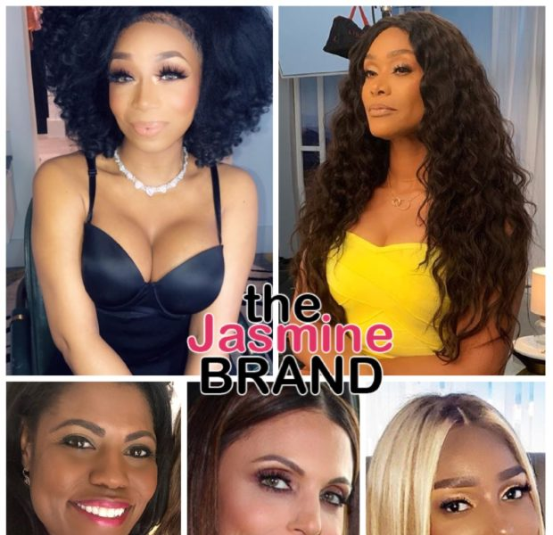 "Tiffany Pollard, Tami Roman, NeNe Leakes & Bethenny Frankle Make ""Top Reality Stars"" List By Carlos King"