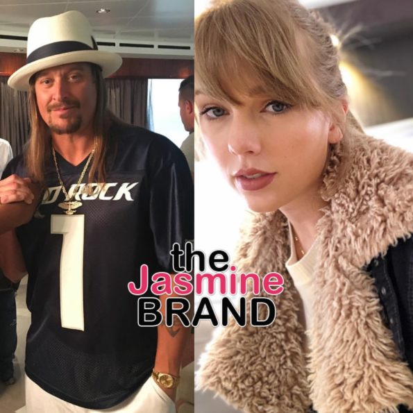 5aa61fc80 Kid Rock Slams Taylor Swift For Being A Democrat: She Will Suck The ...