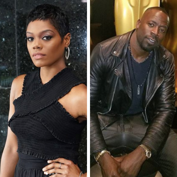 'The Rookie' Actress Afton Williamson Says Co-star Demetrius Grosse Sexually Harassed Her